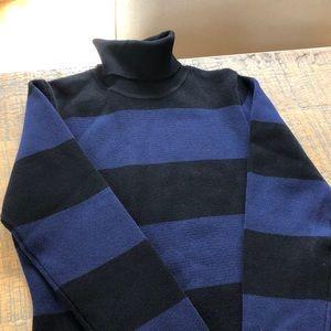 Jcrew turtle neck sweater dress